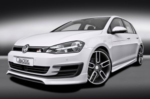 Golf 7 Karosseriekit von Caractere Tuning Exclusives Styling